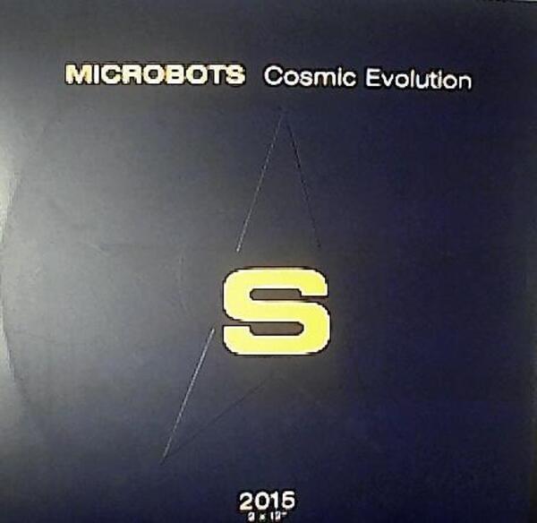 #<Artist:0x00007fce773aa2f8> - Cosmic Evolution