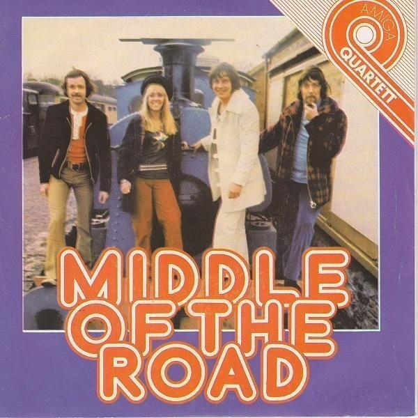 Middle Of The Road Amiga Quartett