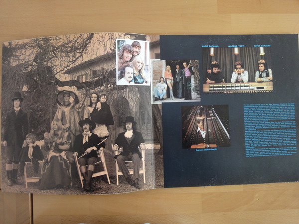 Middle Of The Road Acceleration (GATEFOLD SLEEVE)