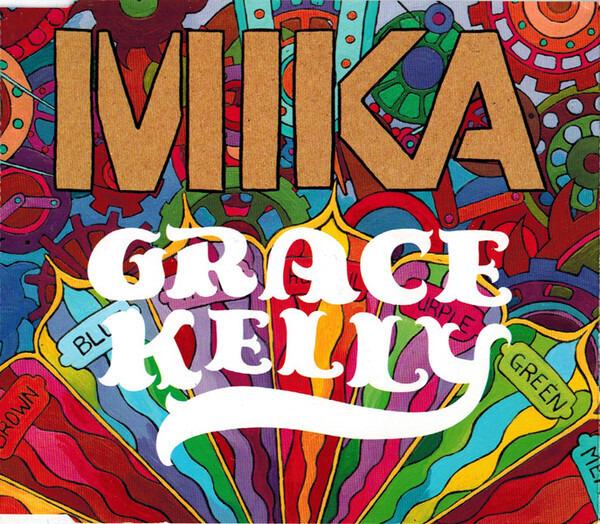 MIKA - Grace Kelly - CD single