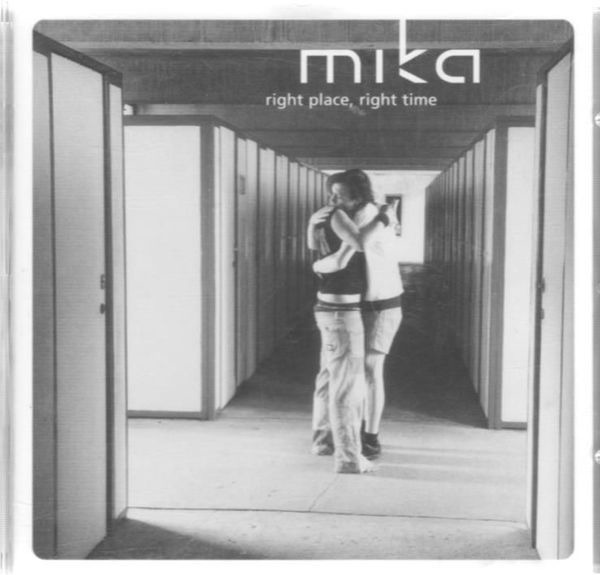 MIKA - Right Place, Right Time - CD