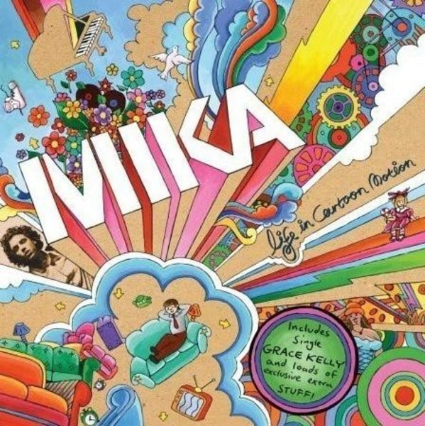 MIKA - Life In Cartoon Motion - CD