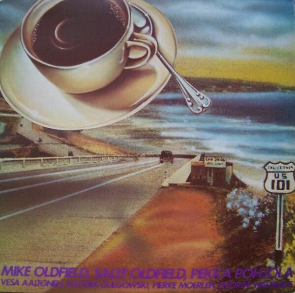 MIKE OLDFIELD , SALLY OLDFIELD , PEKKA POHJOLA - US-101 - LP
