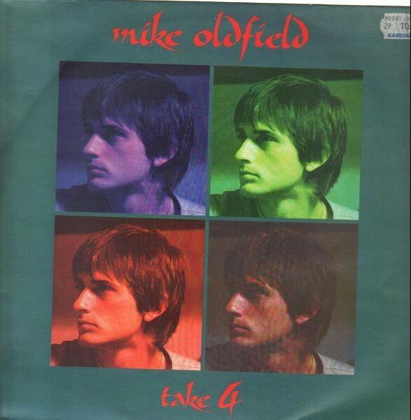 MIKE OLDFIELD - Take 4 (WHITE VINYL) - Maxi x 1