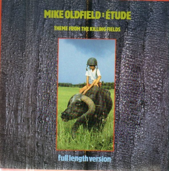 MIKE OLDFIELD - Theme From The Killing Fields (Full Length Version) - 12 inch x 1