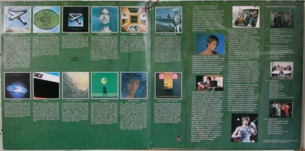 #<Artist:0x007f3a892708b0> - The Complete Mike Oldfield