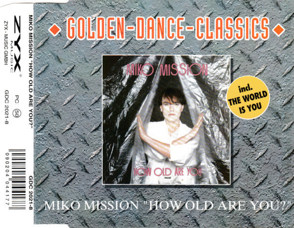 MIKO MISSION - How Old Are You? - MCD
