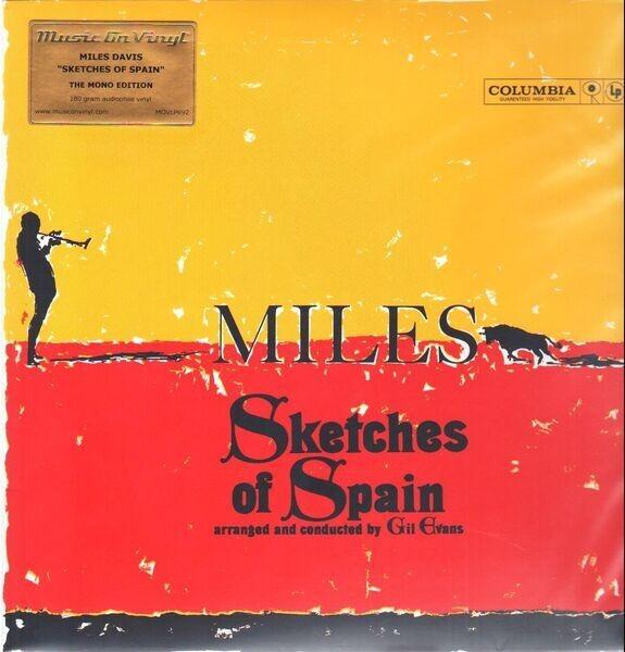 #<Artist:0x007f178319e9d8> - Sketches of Spain
