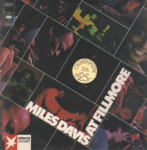 #<Artist:0x00007f43b14957e0> - Miles Davis at Fillmore: Live at the Fillmore East