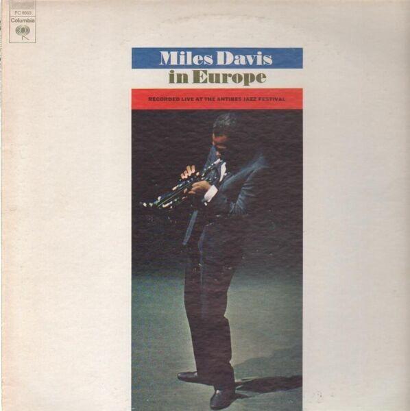 #<Artist:0x007f9ee84ec468> - Miles Davis in Europe