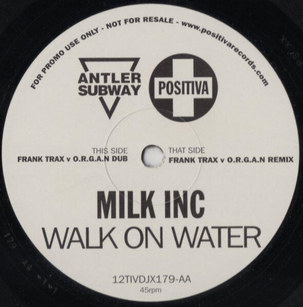 #<Artist:0x00007fd6d80db8d8> - Walk on Water