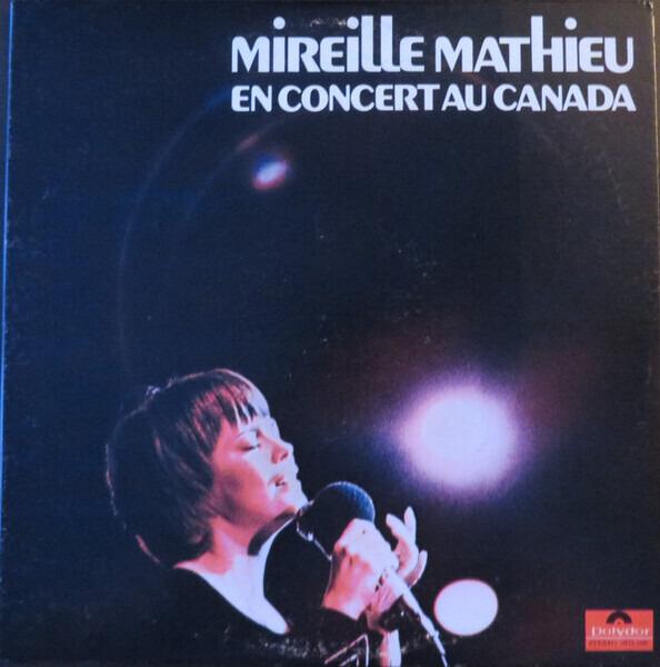 Julio Iglesias Weihnachtslieder.Mireille Mathieu En Concert Au Canada
