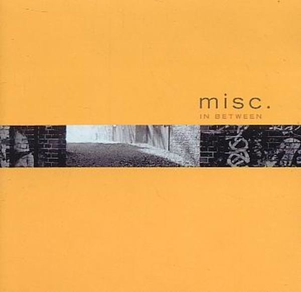 MISC - In Between - CD