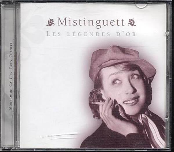 MISTINGUETT - Etoiles De La Chanson - CD