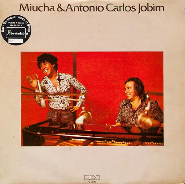 MIUCHA & ANTONIO CARLOS JOBIM - Miucha & Antonio Carlos Jobim - LP