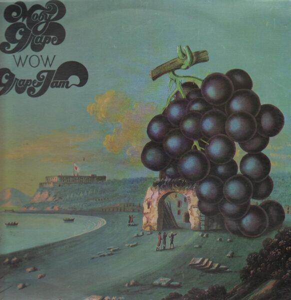 #<Artist:0x0000000002fb25a0> - Wow / Grape Jam
