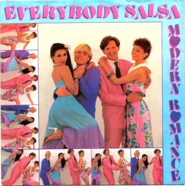 #<Artist:0x007fca42a3c488> - Everybody Salsa