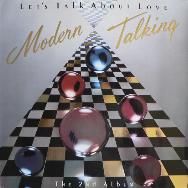 #<Artist:0x007f29b20e8de0> - Let's Talk About Love