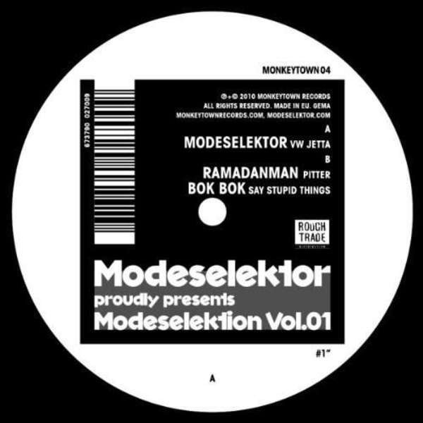 #<Artist:0x007f3a81ee4428> - Modeselektion Vol.01 #1