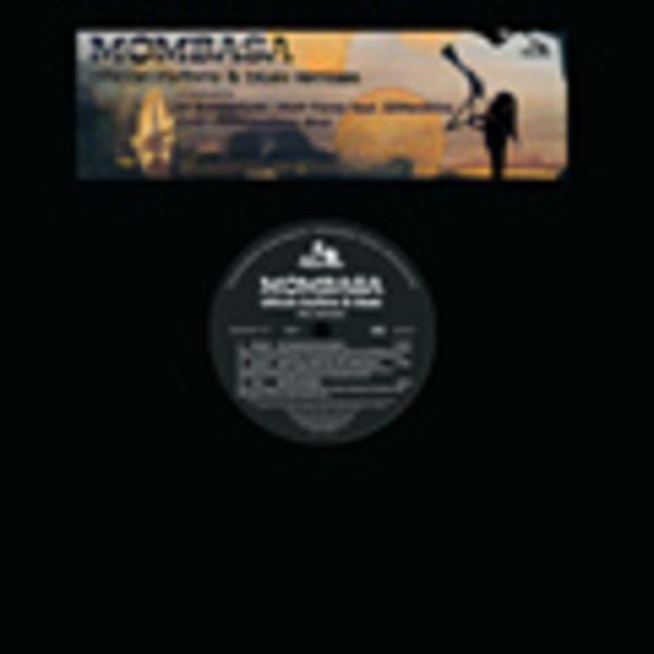 MOMBASA - Mombasa Remix LP - LP