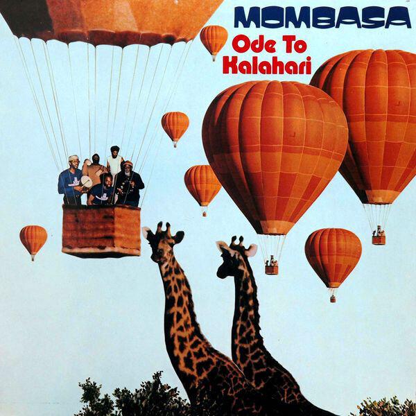 MOMBASA - Ode To Kalahari - LP