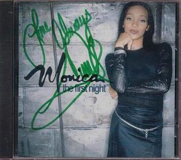 MONICA - The First Night - CD single
