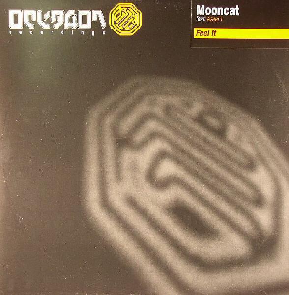 MOONCAT FEATURING AZEEM - Feel It - 12 inch x 1