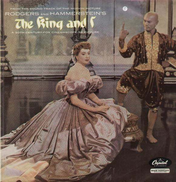 Rodgers & Hammerstein - The King And I Single