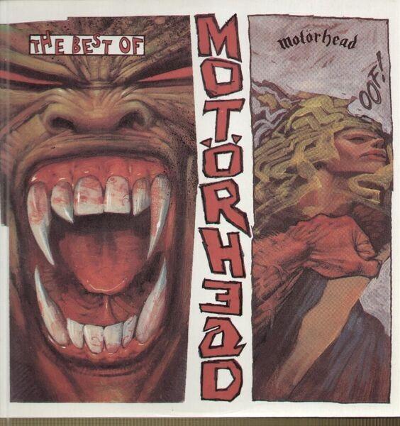 #<Artist:0x00007fcea4ea2098> - The Best Of Motörhead
