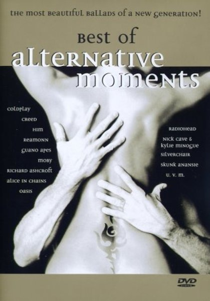 Alice In Chains / Skunk Anansie / Radiohead a.o. Best of Alternative Moments (STILL SEALED)