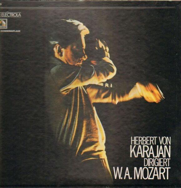 #<Artist:0x007f299ad4b0a0> - Herbert von Karajan dirigiert W.A. Mozart