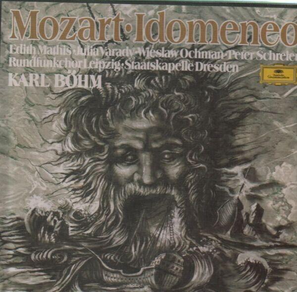 #<Artist:0x007f66ff4a4440> - Idomeneo (Böhm, Mathis, Varady, Ochman)