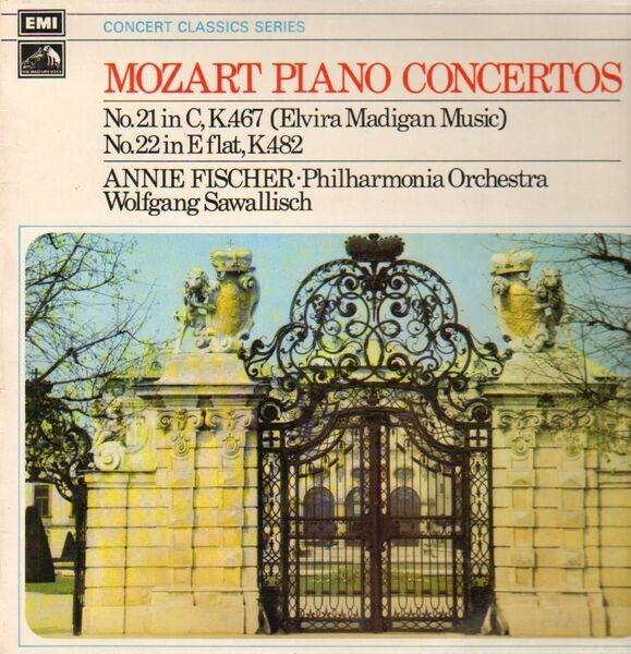 #<Artist:0x007f9545ee12b8> - Piano Concertos