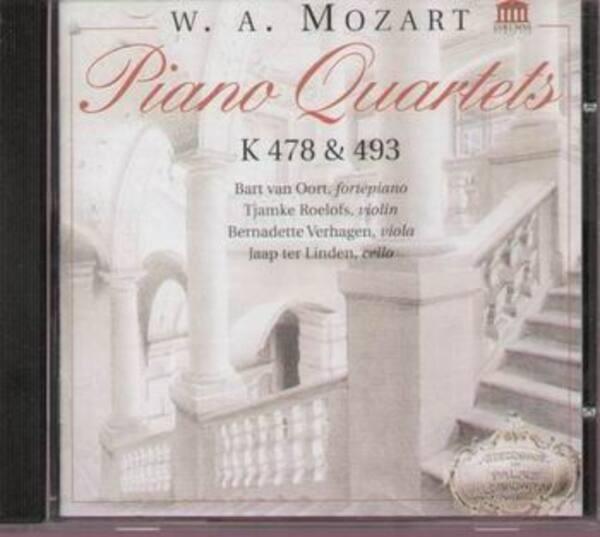 #<Artist:0x00007f651d210e60> - Piano quartets