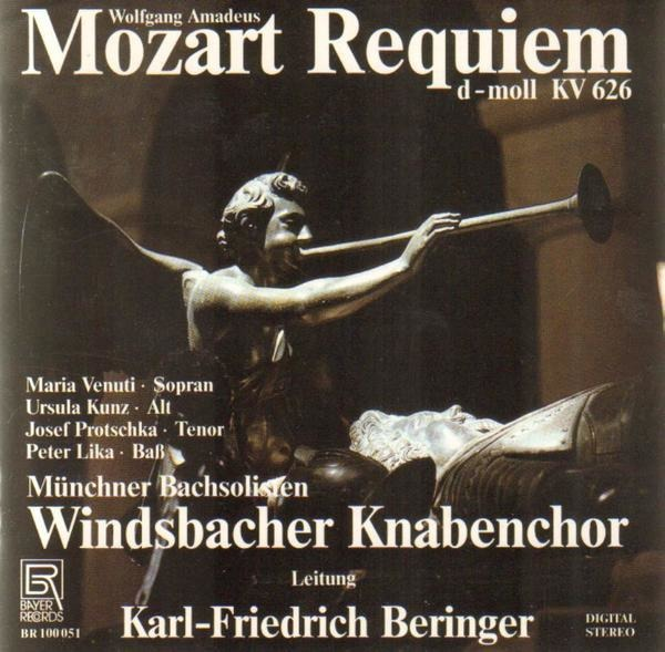 #<Artist:0x007fafc483a0d8> - Requiem Kv 626