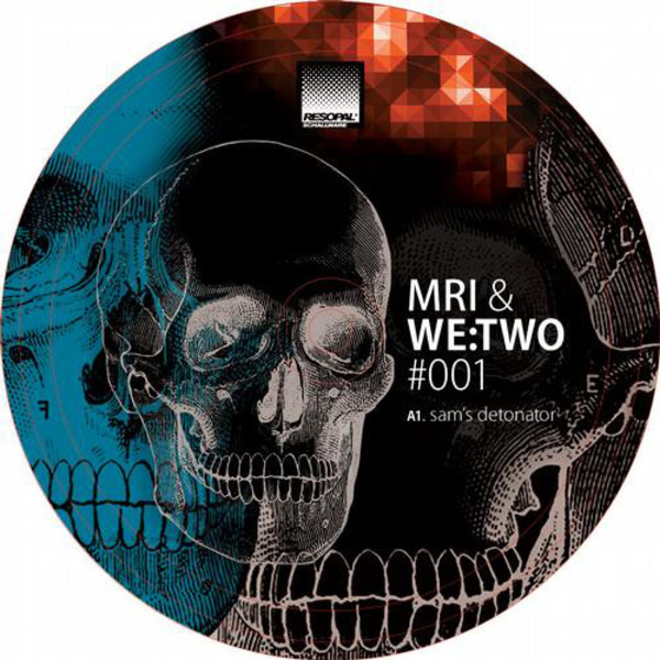 MRI & WE:TWO - #001 - 12 inch x 1