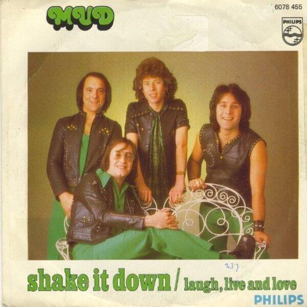 #<Artist:0x007fcf54e57830> - Shake It Down