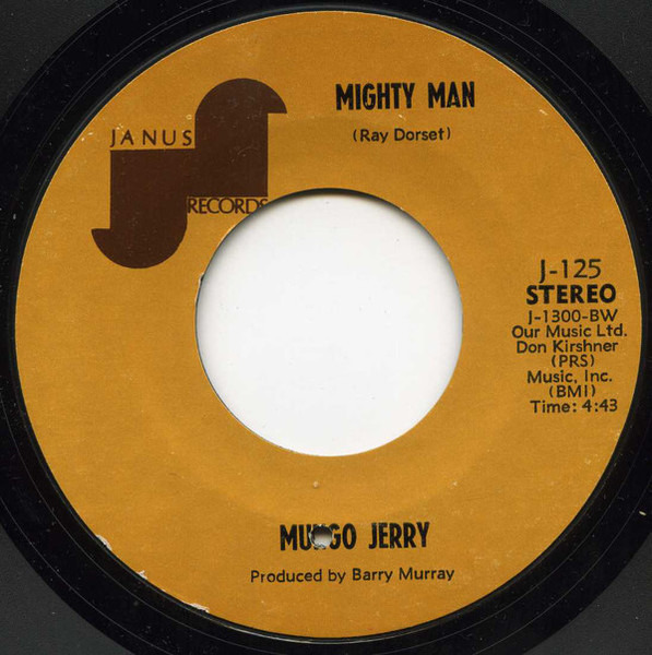#<Artist:0x007f67125276c0> - in the summertime / mighty man