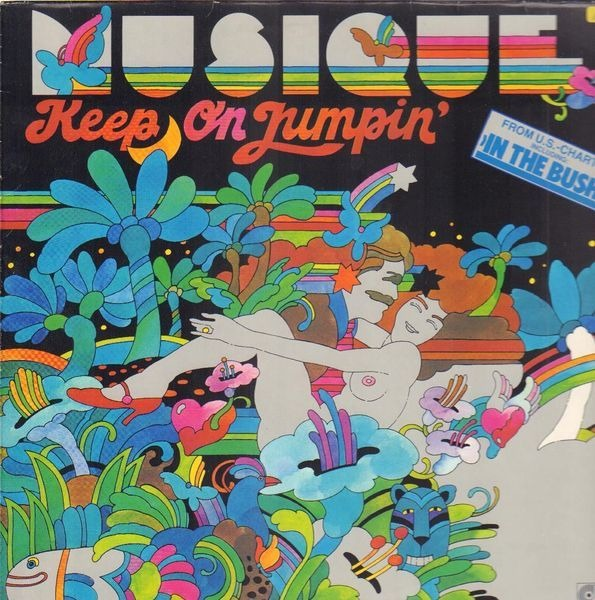Musique Keep On Jumpin'