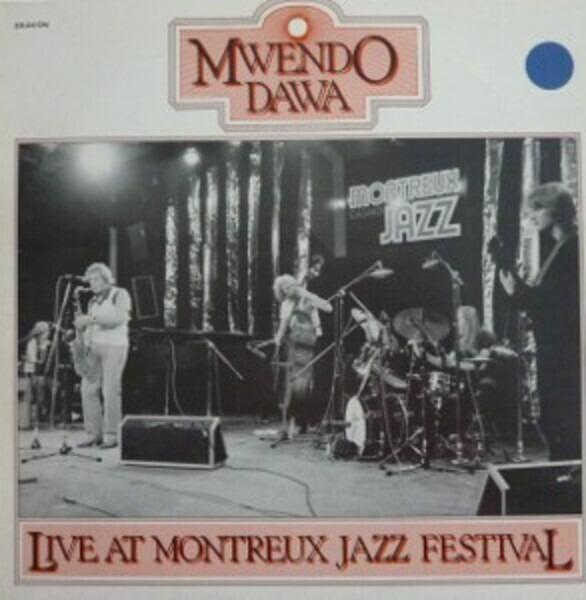 MWENDO DAWA - Live At Montreux Jazz Festival - 33T