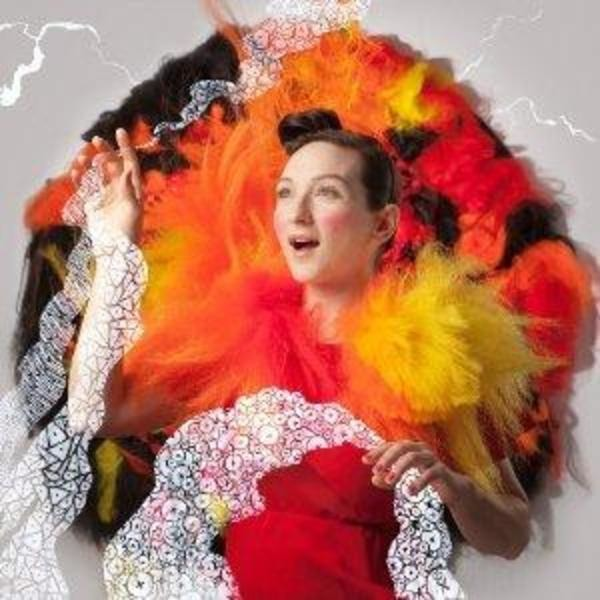 MY BRIGHTEST DIAMOND - All Things Will Unwind - 33T