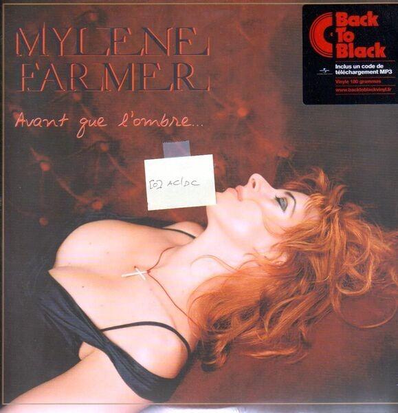 mylene farmer avant que l'ombre (180g +download)