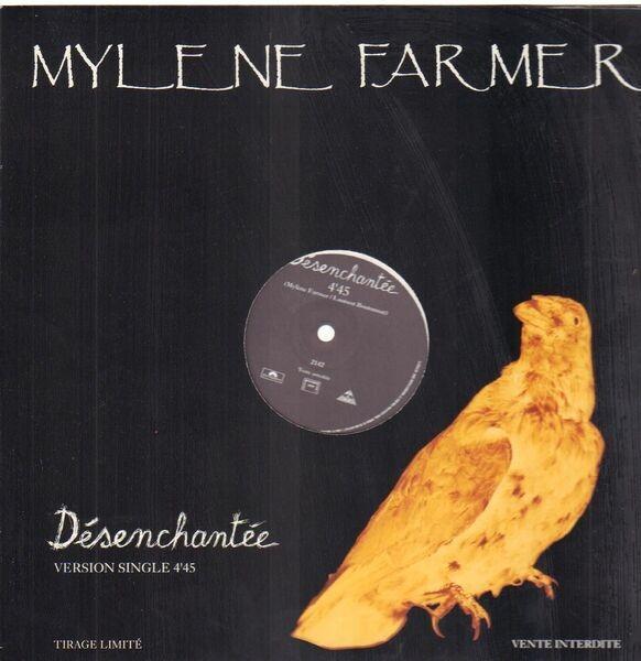 MYLÈNE FARMER - Désenchantée (PROMO LTD.) - Maxi x 1