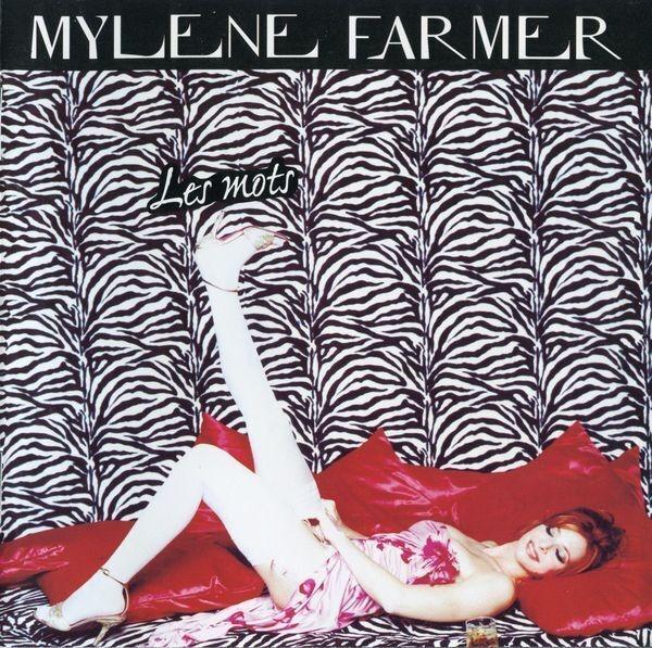 MYLENE FARMER - Les Mots - CD x 2
