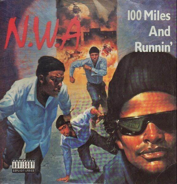 #<Artist:0x007fafb1d40e50> - 100 Miles And Runnin'
