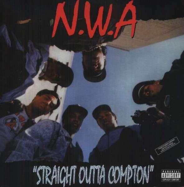 #<Artist:0x007fafb9c41b00> - Straight Outta Compton