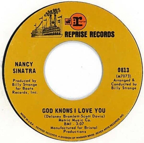 #<Artist:0x007f93f857b550> - God Knows I Love You