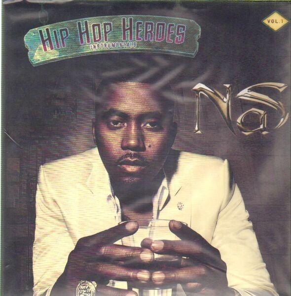 #<Artist:0x007fee891d2278> - Hip Hop Heroes Instrumentals Vol. 1