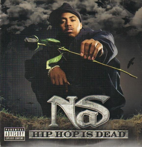 Nas Hip Hop Is Dead (ORIGINAL INSERT)