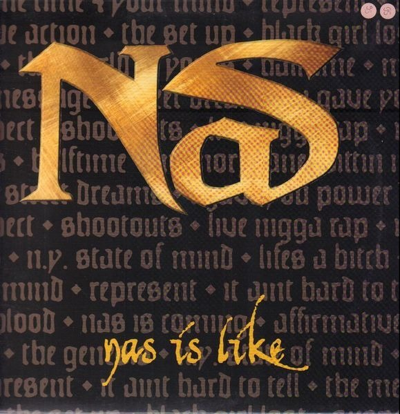 #<Artist:0x007f326fe615d8> - Nas Is Like / Dr. Knockboots